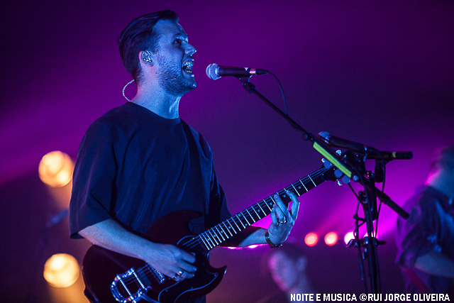 White Lies ao vivo no CCB [fotos + texto]