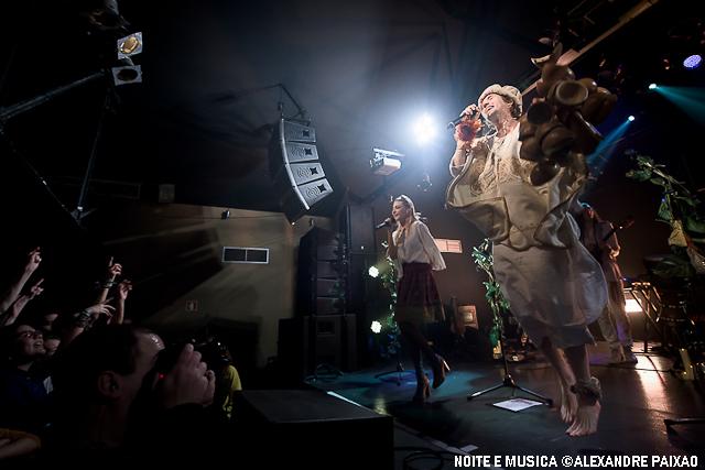 Crystal Fighters ao vivo no Paradise Garage [fotos + texto]