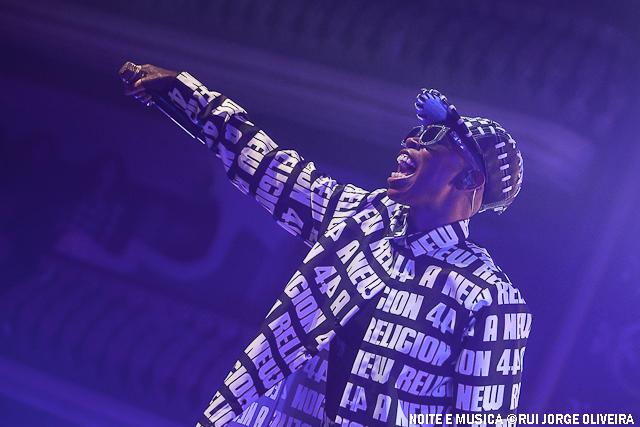 Skunk Anansie no Coliseu de Lisboa: Parabéns pelos 23 anos de carreira [fotos + texto]