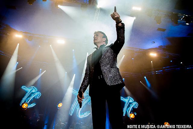 Tony Carreira ao vivo no Multiusos de Guimarães [fotogaleria]