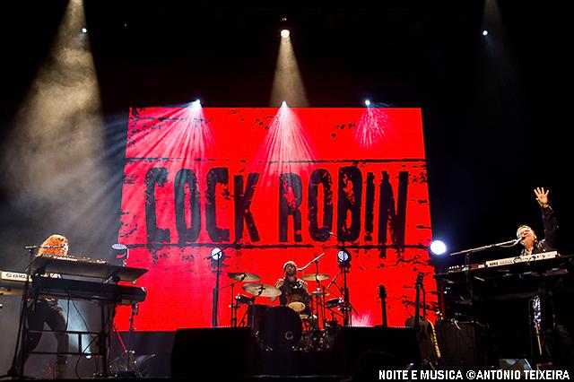Cock Robin no Coliseu: Um Porto de Nostalgia [fotos + texto]