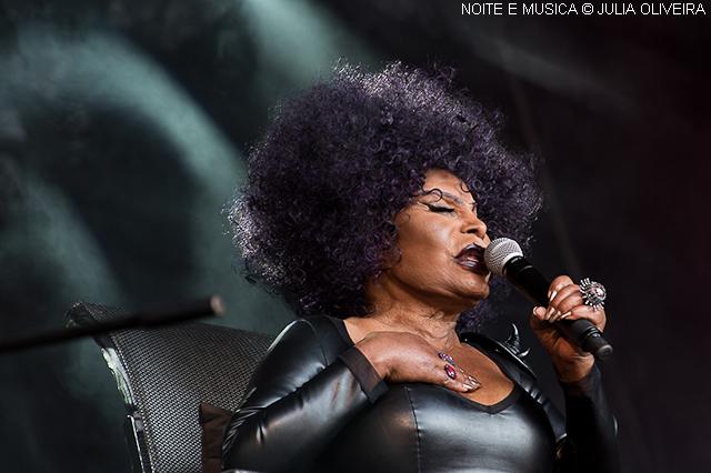 Elza Soares no NOS Primavera Sound: um samba à liberdade em dia de Camões