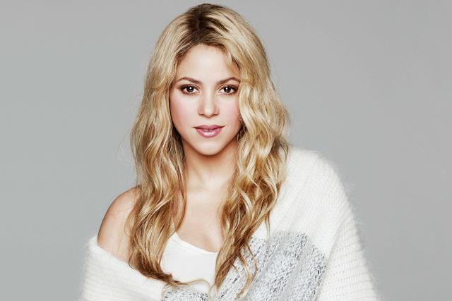 Shakira na MEO Arena em novembro