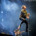 Cage The Elephant no NOS Alive: o rock com bicho-carpinteiro