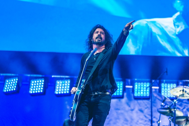 Foo Fighters no NOS Alive: Do you love Rock'n'Roll?