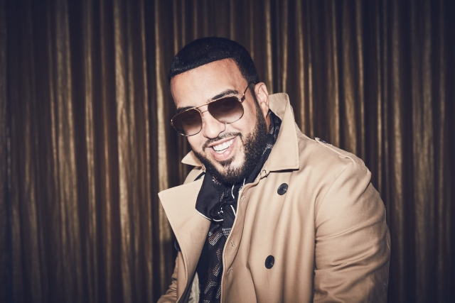 French Montana no Sumol Summer Fest