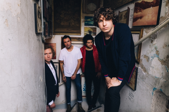 The Kooks confirmados no NOS Alive