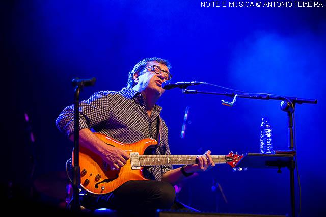 Rui Veloso no Multiusos de Guimarães: O Rock que tem Blues na Voz