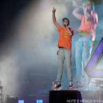 Bastille no Rock in Rio-Lisboa: a pop eletrónica que colocou a Bela Vista a dançar