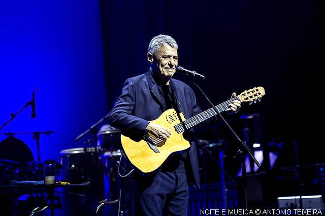 Chico Buarque ao vivo no Coliseu do Porto: A Caravana passou pelas estradas do Norte [fotos + texto]