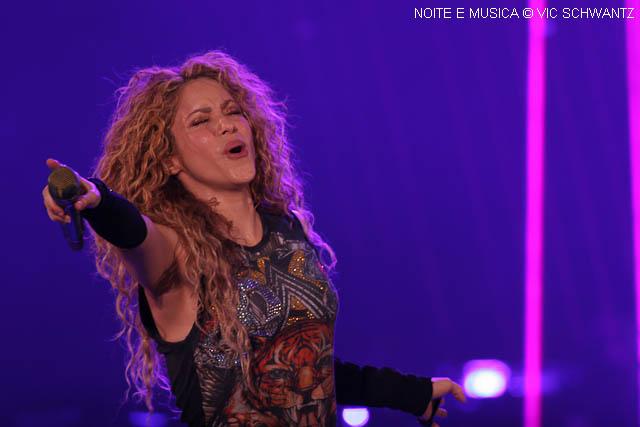 "Shakira mostrou durante o concerto na Altice Arena que os seus ""hits don't lie"" [fotos + texto]"