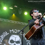 O cabedal negro dos Black Rebel Motorcycle Club no NOS Alive [fotos]