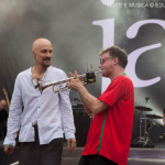 James no Rock in Rio-Lisboa: Tim Booth e um concerto nos braços do público