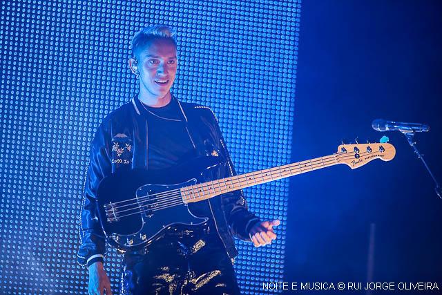 As imagens do concerto dos The xx no Super Bock Super Rock