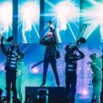Muse no no Passeio Marítimo de Algés: Rock hi-tech deixou água na boca
