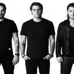 Swedish House Mafia no Atlântico em dezembro