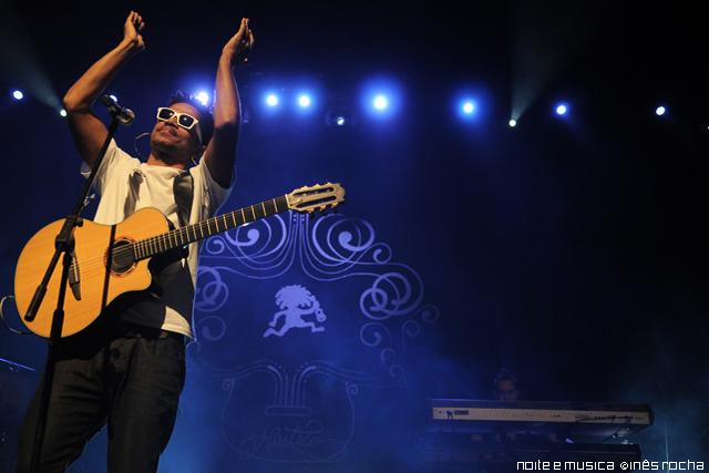 Natiruts regressam a Portugal para concertos nos Coliseus de Lisboa e Porto