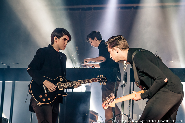 OFICIAL: The xx confirmados no NOS Alive
