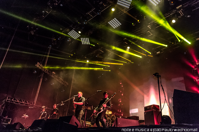 Queens Of The Stone Age no Rock In Rio Lisboa