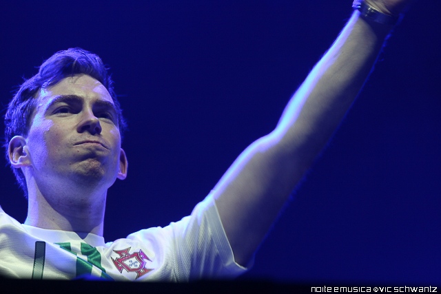 Hardwell confirmado na EDP Beach Party
