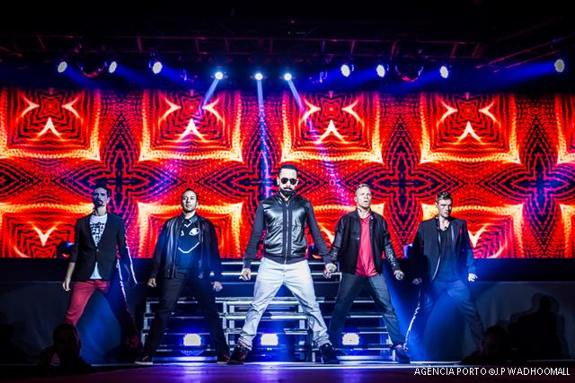 Reportagem: Backstreet Boys no Campo Pequeno