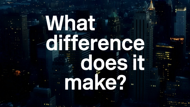 """What Difference Does It Make?"" da Red Bull Music Academy online"