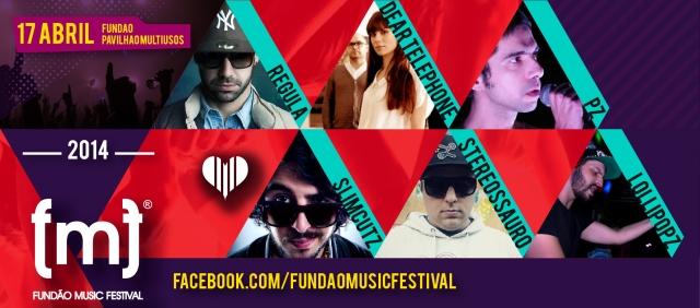 Passatempo: Fundão Music Festival 2014