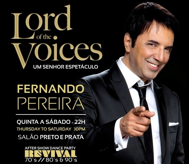 Passatempo: Lord of the Voices no Casino Estoril