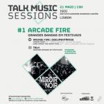 Talkfest Music Sessions arrancam com Arcade Fire