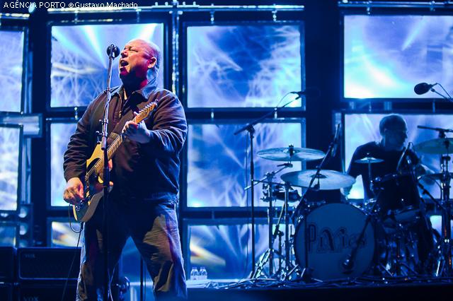 Pixies confirmados no NOS Alive