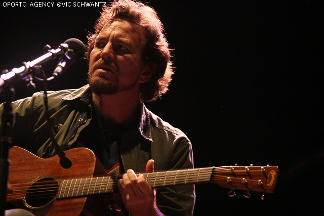 Super Bock Super Rock: dia 2 (18/07), com Eddie Vedder e Woodkid