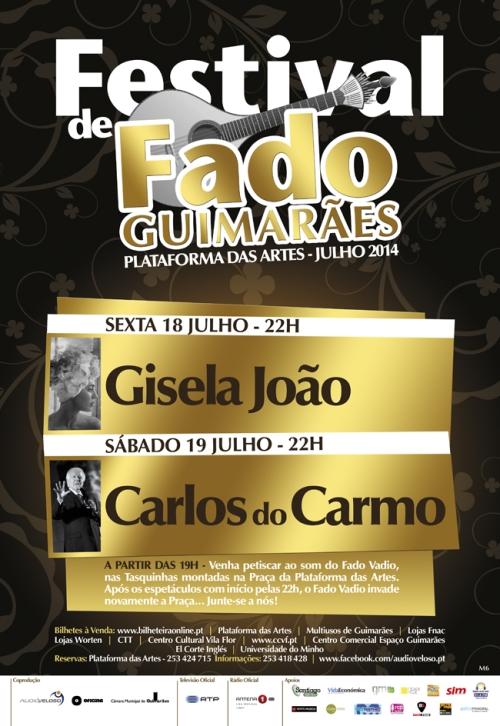 Passatempo: Festival de Fado em Guimarães