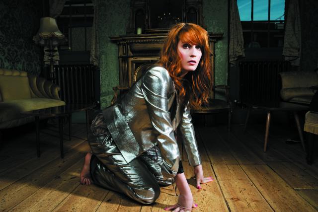 Florence and the Machine na MEO Arena em abril de 2016