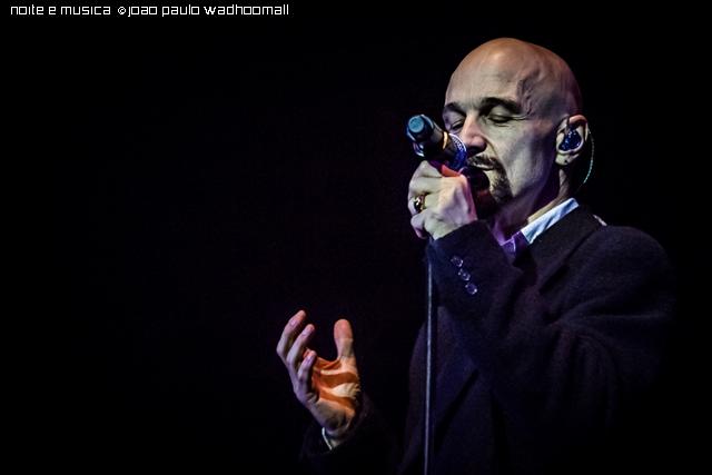 James ao vivo na Meo Arena, Lisboa [reportagem]