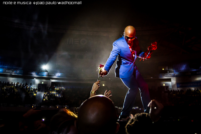 Nelson Freitas ao vivo na Meo Arena, Lisboa [fotogaleria]