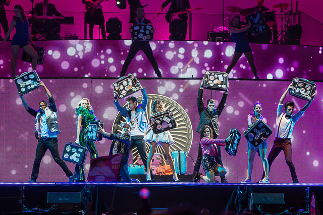 Violetta ao vivo na Meo Arena, Lisboa [fotos + texto]
