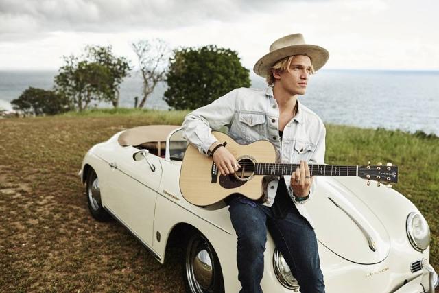 Cody Simpson com dois concertos em Portugal
