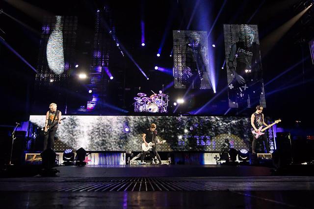 5 Seconds of Summer ao vivo na Meo Arena, em Lisboa: os fura-greves do punk rock