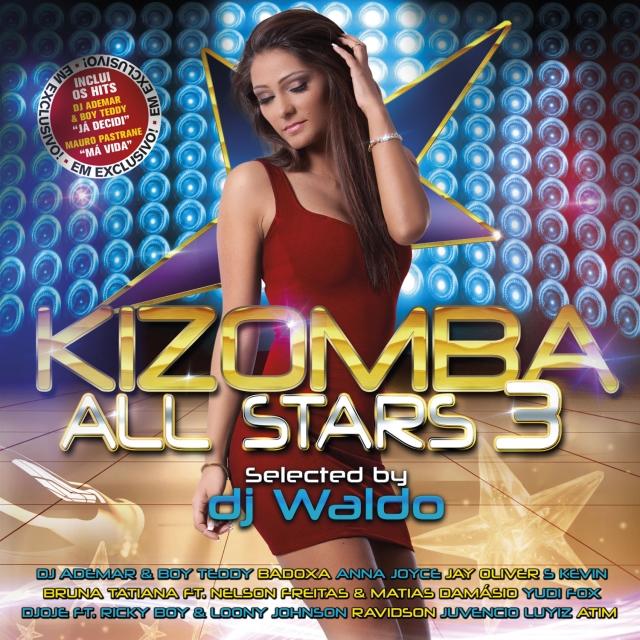 Ganha exemplares da coletânea Kizomba All Stars 3