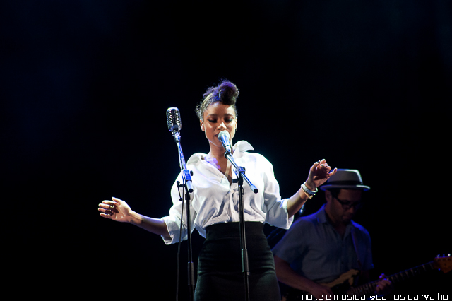 Lianne La Havas ao vivo no EDP Cool Jazz [fotos + texto]