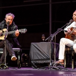 Caetano Veloso e Gilberto Gil ao vivo no EDP Cool Jazz [fotos + texto]
