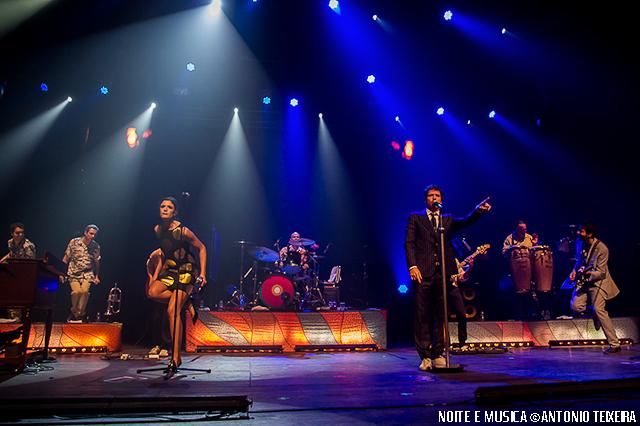 Os Azeitonas ao vivo no Coliseu do Porto [fotos + texto]