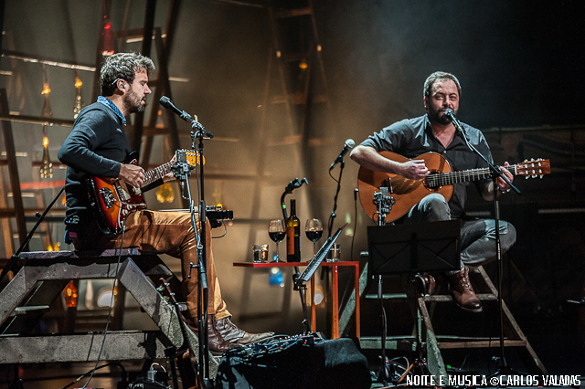 António Zambujo e Miguel Araújo ao vivo no Coliseu de Lisboa [fotos + texto]
