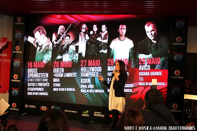 Avicii e Ariana Grande juntam-se ao cartaz do Rock in Rio Lisboa