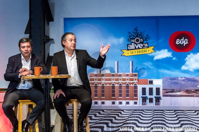 NOS Alive tem novo palco: conhece o EDP Fado Cafe