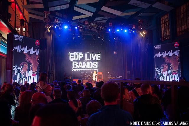 Them Flying Monkeys são os vencedores do EDP Live Bands