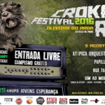 Festival Croka's Rock regressa às margens do Rio Arda