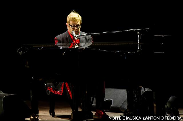 MEO Marés Vivas: dia 1 (14/07), com Elton John, D.A.M.A e Kelis
