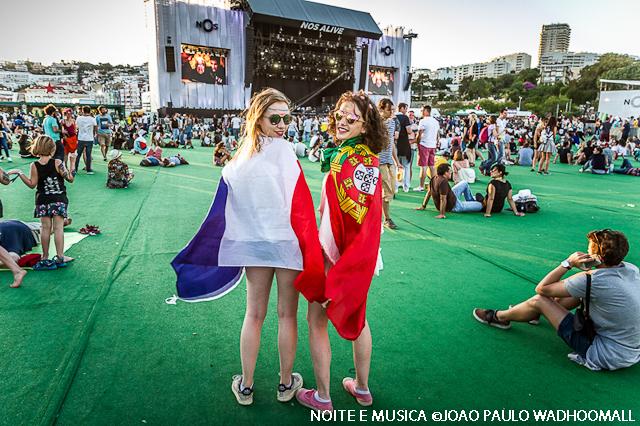 NOS Alive: consulta o guia da Noite e Música Magazine para aproveitares o melhor do festival