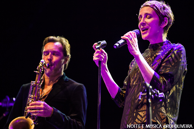 Stacey Kent ao vivo no EDP Cool Jazz [fotogaleria]